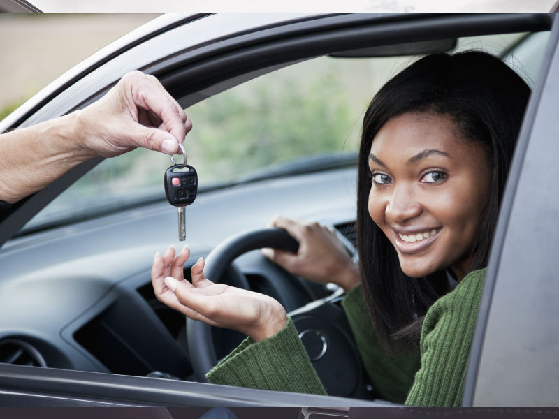 GPS Teen Tacking - Teen Driver