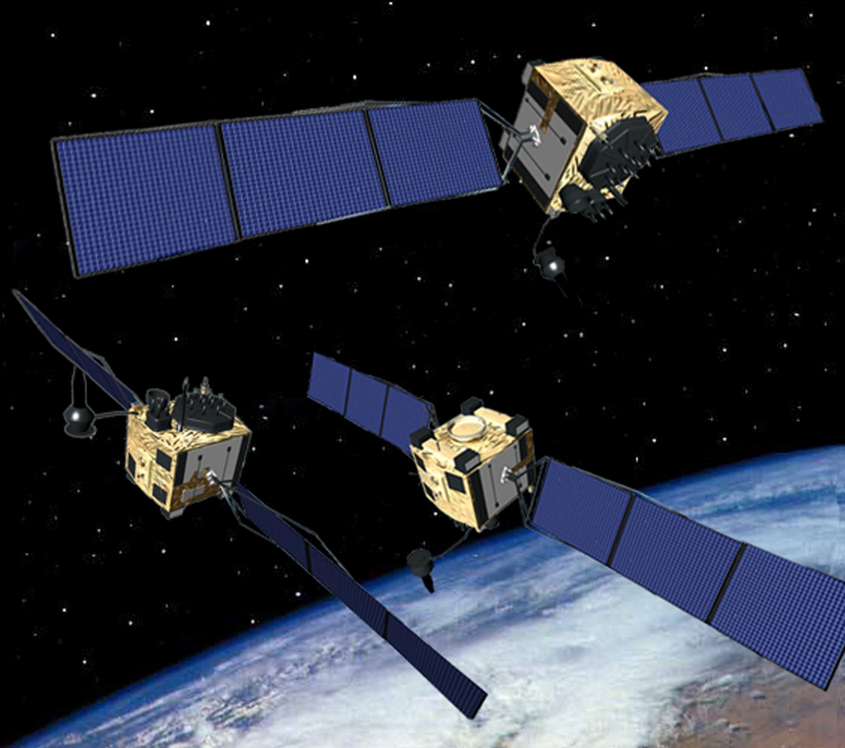 IIF_2 GPS Satellite Block