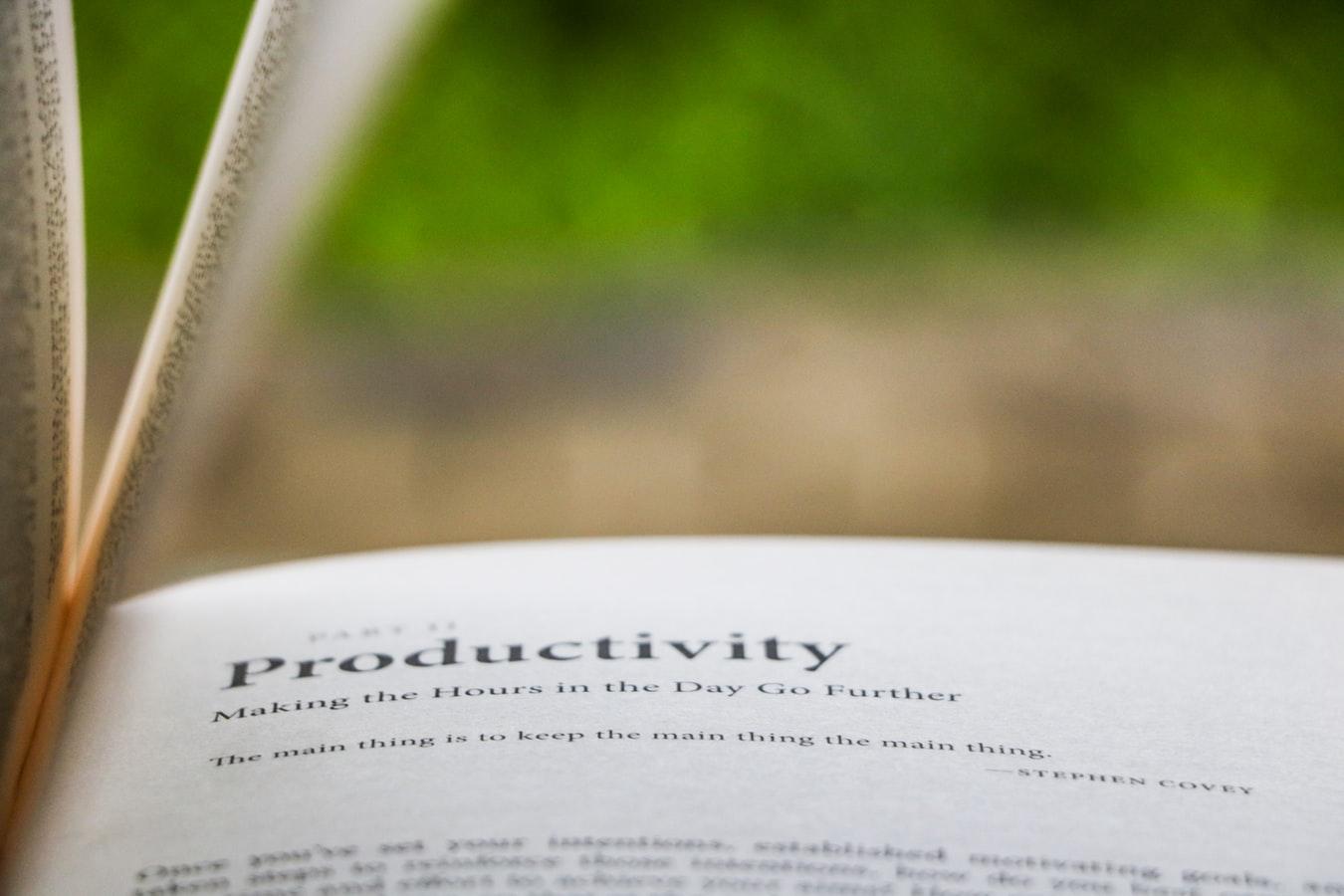 Track Key - Productivity
